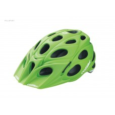 CAT KASK LEAF ZIELONY MAT MD