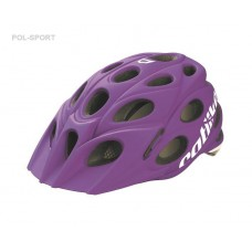 CAT KASK LEAF FIOLETOWY MAT MD