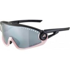 Okulary Alpina 5W1NG CM+ Oprawka lekki-róz/cz szklo czarne