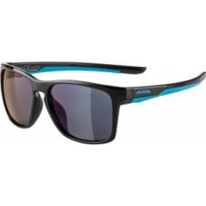 Okulary Alpina Flexxy Cool dziec. I Oprawka czarn.-cyjan szklo nieb.