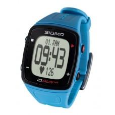Pulsometr Sigma ID.Run HR GPS niebieski