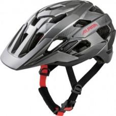 kask rowerowy Alpina Anzana darksilver-black-red rozm.57-61cm