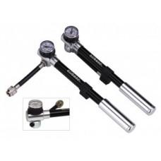 amort.pompka Airbone ZT-801 205mm, czarn., 300psi/20 bar