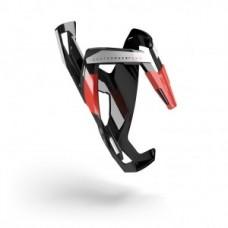 Elite koszyk Custom Race Plus połysk czarny/czerwony