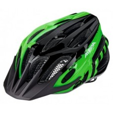 kask Alpina FB Junior 2.0 czarny/zielonyrozm.50-55cm