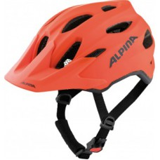 Kask rowerowy Alpina Carapax JR pumpkin-pomar. mat  rozm.51-56cm