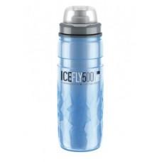Bidon termiczny Elite Icefly 500ml, niebieski