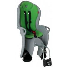 Fotelik dz. Hamax Kiss siwo/zielony