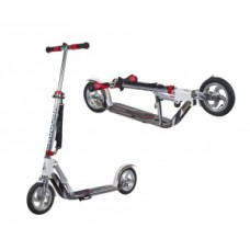 City Scooter Big Wheel Air Hudora Alu 8