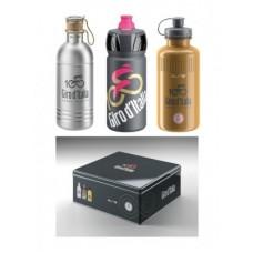 zestaw do picia Elite 3 butelki 100 lat Giro d'Italia