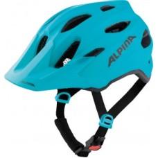 Kask rowerowy Alpina Carapax JR petrol mat  rozm.51-56cm