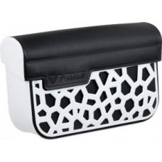 torba na most. T-One Dry plastik, bialy/czarn, 90x130x15mm