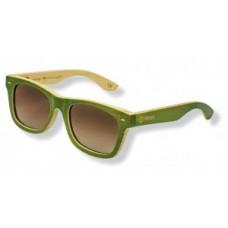 okulary sloneczne Melon Elwood zielony,  szkla brazowy