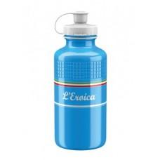 bidon Elite Eroica Vintage 500ml, niebieski