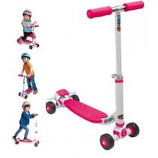 City Scooter Fuzion 4 w -1 rózowy