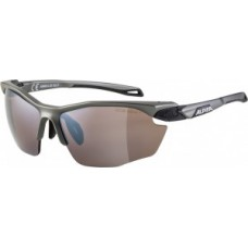 Okulary Alpina Five HR HM+ Oprawka tin-czarn.szklo czarne