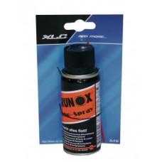Spray z 5ma funkcjami Brunox ( XLC Karta)