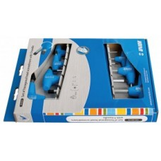 zestaw kluczy szesciokatn.Unior T-chwyt 2,5-10mm, 193HXCS