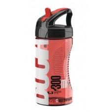 Butelka Elite Bocia Tritan, 350ml, czerwony