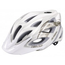 Alpina Seheos Tour kask bial./prosecco roz.51-56cm