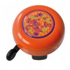 dzwonek motyw Red Sky 55 mm pomarancz