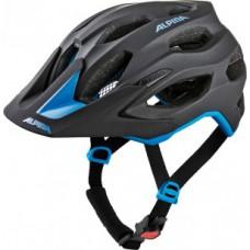 kask rowerowy Alpina Carapax 2.0 black-blue rozm.52-57cm