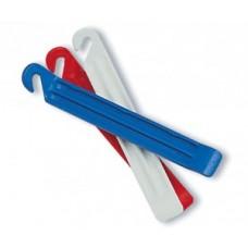 Zefal DP 20 łyżki zestaw niebieska/biała/czerwona