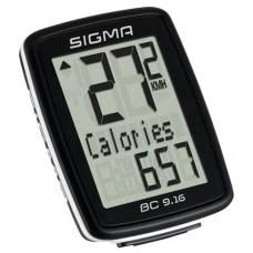Sigma licznik rowerowy przewodowy BC 9.16