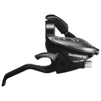Shimano klamkomanetka ST-EF51 Prawa 8rz ST-EF510 Czarna