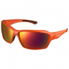 Shimano Okulary PLSR1 pomarańczowe