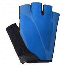 Shimano rękawiczki letnie Classic niebieskie L