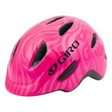 Giro Kask Scamp rózowy S 50-54cm