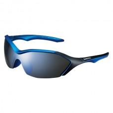 Shimano Okulary S71R-PL Metallic niebieski