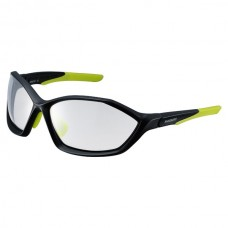 Shimano Okulary S71XPH Mat Black / Lime Yellow