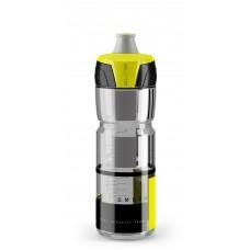 Elite Bidon Crystal Ombra Dymny-Żółta Grafika 750Ml