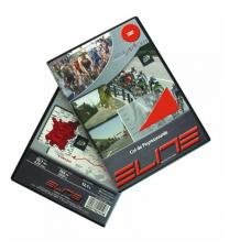Elite płyta DVD trasa Velodrome Aigle Poziom Sport