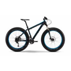 Haibike rower fatbike Fatcurve 6.20 czarny/niebieski
