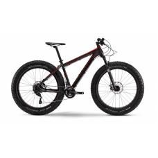 Haibike rower fatbike Fatcurve 6.30 czarny/czerwony