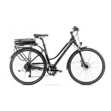 Rower ROMET GAZELA 2 RM czarno-biały 2021