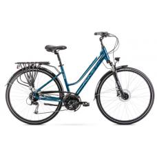 Rower ROMET GAZELA 6 niebieski 2021