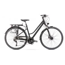 Rower ROMET GAZELA 9 czarny 2021