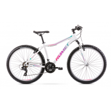 Rower ROMET JOLENE 6.1 biało - zielony  2021