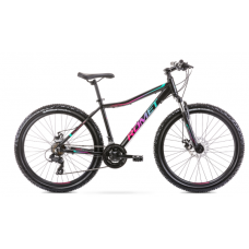Rower ROMET JOLENE 6.2 czarno - zielony 2021