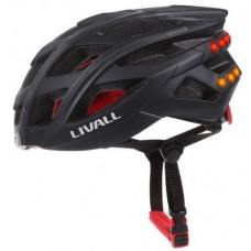 LIVALL MFI kask multimedialny z GPS i Bluetooth - Czarny