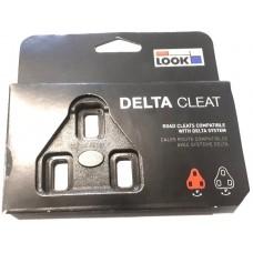 LOOK BLOKI DELTA - czarne 0 stopni