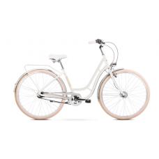 Rower ROMET LUIZA LUX biały 2021