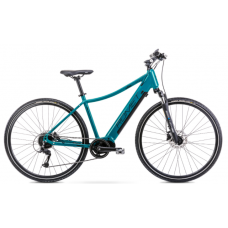 Rower ROMET ORKAN 2 D MM niebiesko-czarny 2021