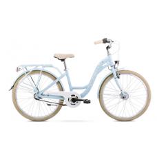 Rower ROMET PANDA 2 niebiesko-biały 2021