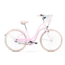 Rower ROMET POP ART ECO różowy 2021