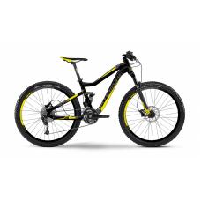 Haibike rower Q.XC 7.05 czarny/żółty